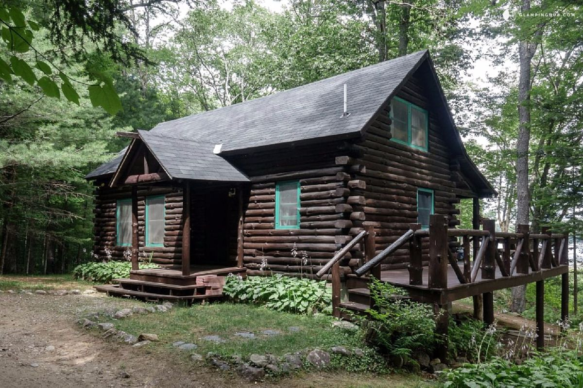 Explore A Beautiful Lakefront Cabin The Surprise Out